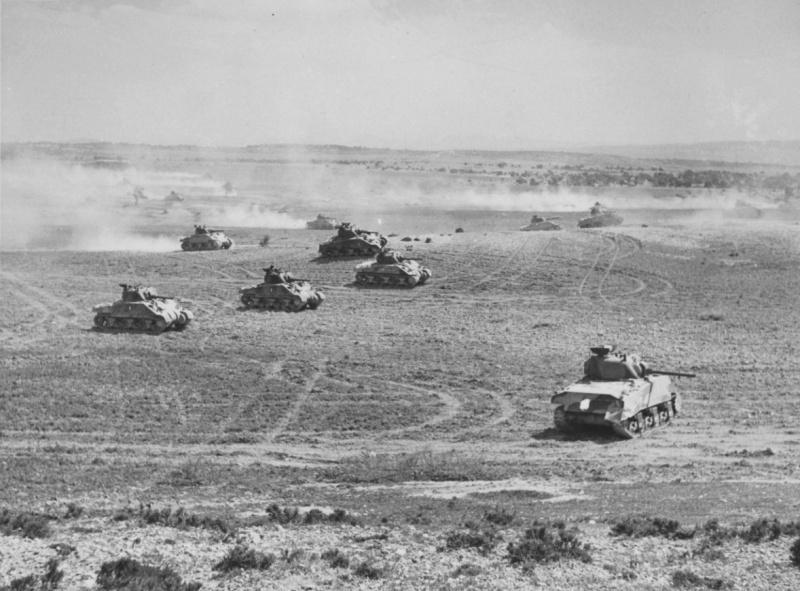 Война в Северной Африке