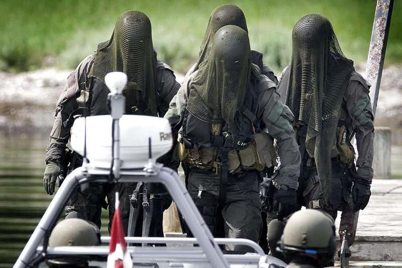 Спецназ Дании - Егерский корпус