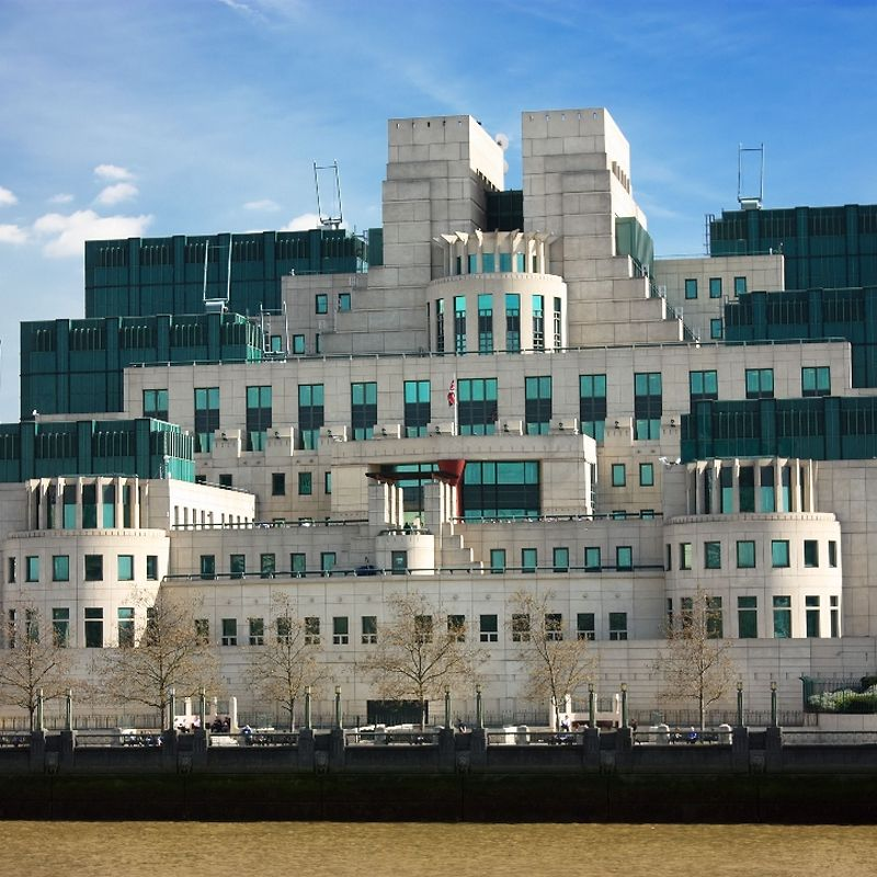 МИ-6 - внешняя разведка Великобритании