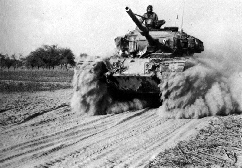 Индо-пакистанская война 1965 года
