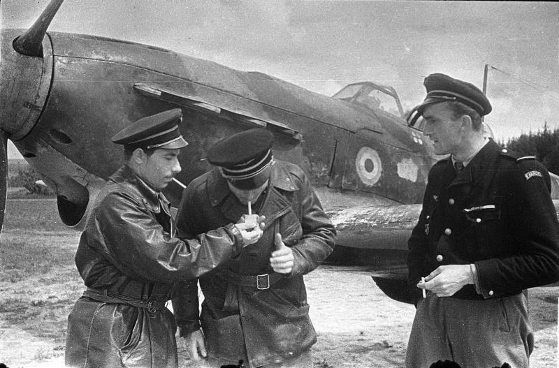 1-й истребительный авиаполк «Нормандия-Неман»