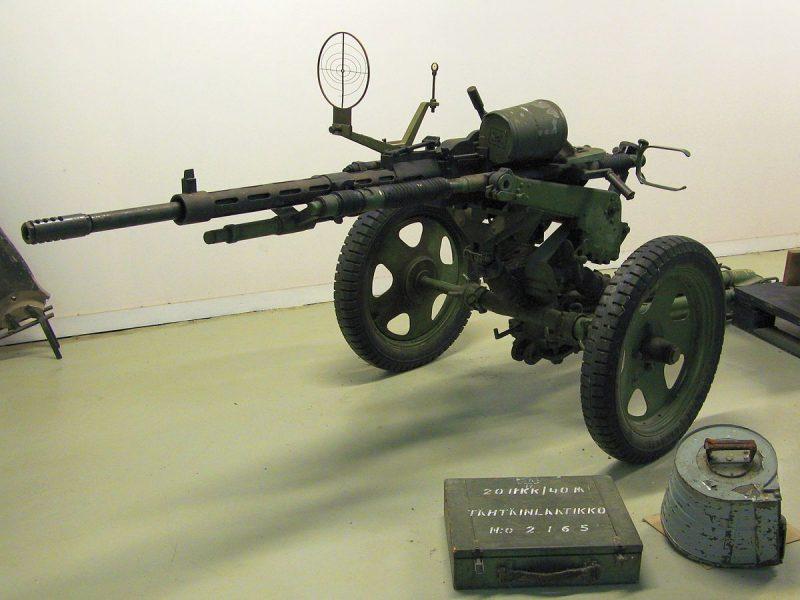 20-мм пулемет М1935 «Мадсен»