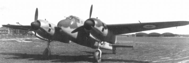 «Бреге» Br-691/693/695 - истребитель, ставший штурмовиком