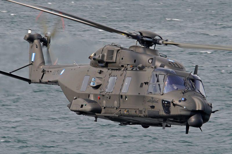 NH 90 - вертолет НАТО 90-х годов