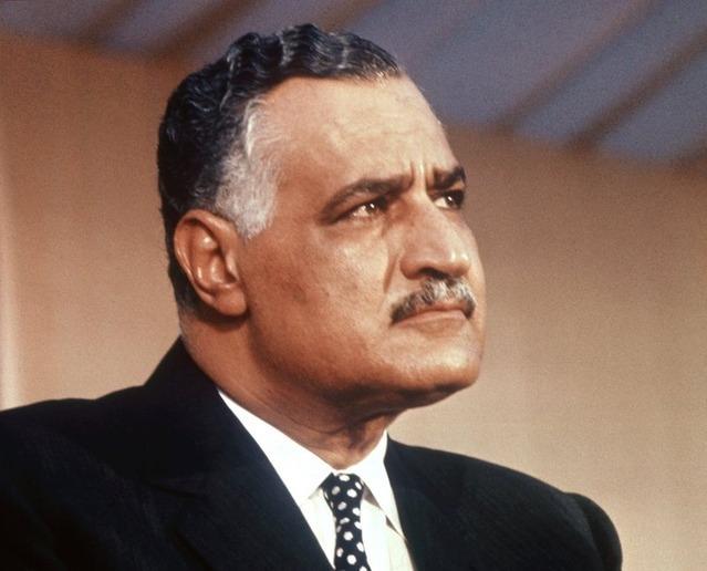Гамаль Абдель Насер - лидер всех арабов