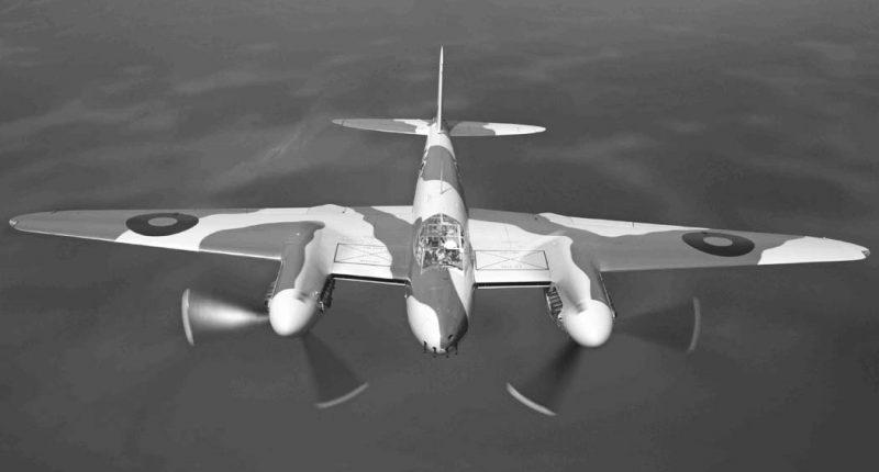Самолет Де Хэвилленд «Москито» - скоростное деревянное чудо