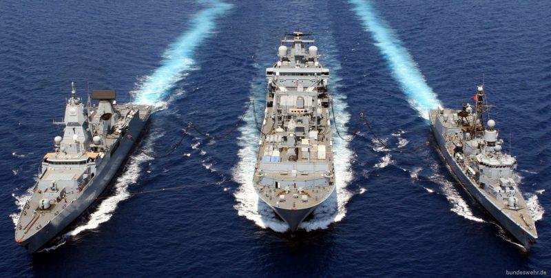 BMC Германии (Deutsche Marine)