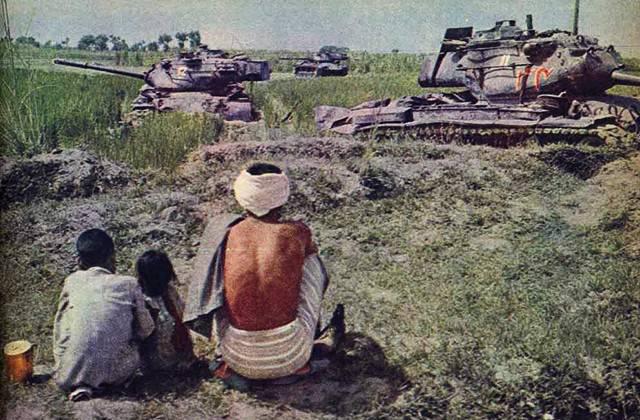 Индо-пакистанская война 1971 года