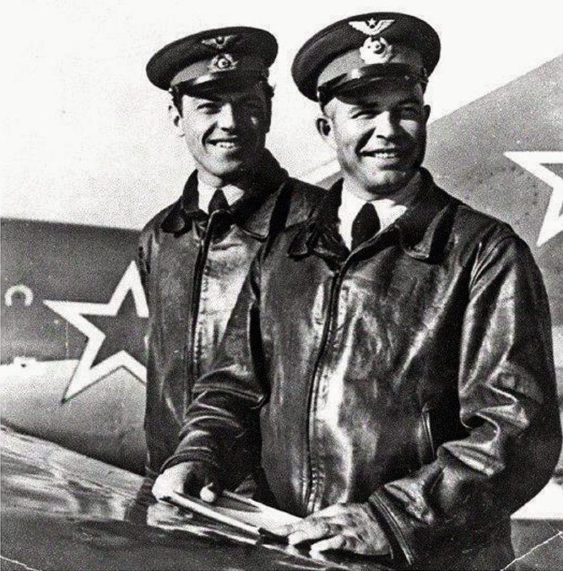Евгений Пепеляев - самый результативный советский летчик-ас корейской войны