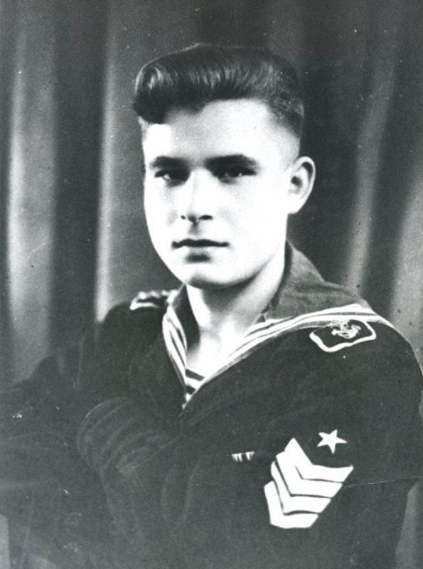 Капитан 2-го ранга Василий Архипов