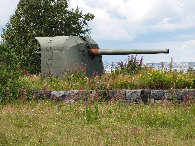 130-мм установка Б-13 - удачный «средний калибр»