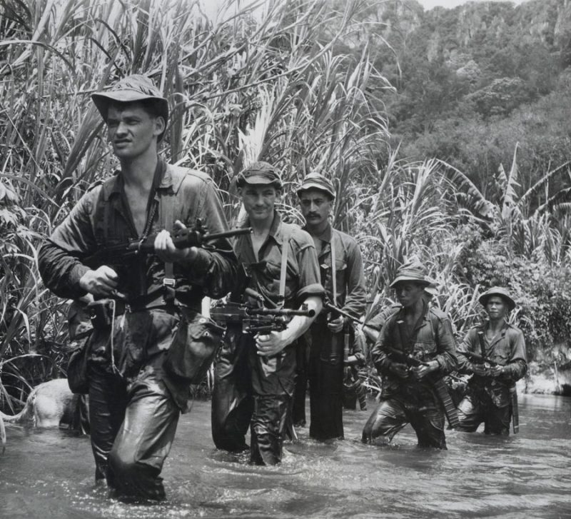 Малайская война за независимость