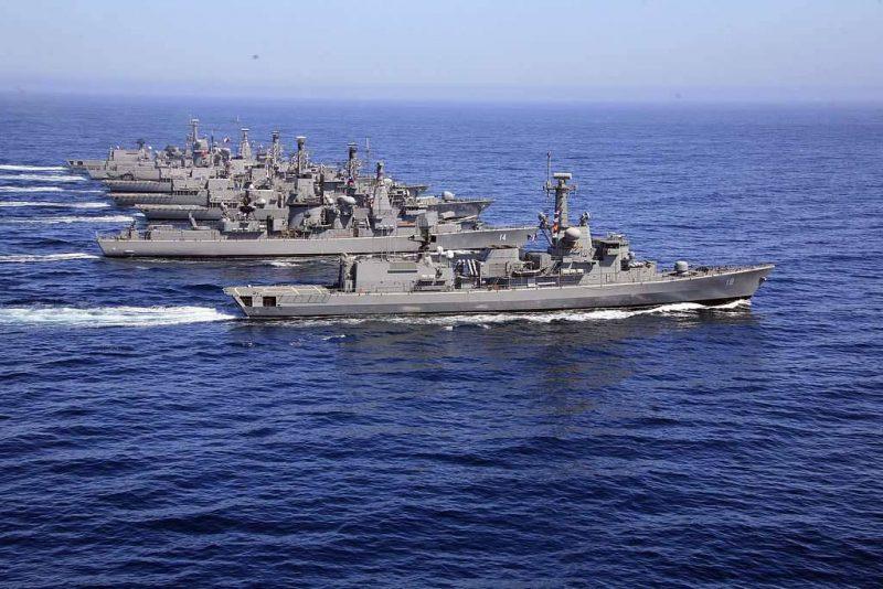 Военно-морские силы Чили