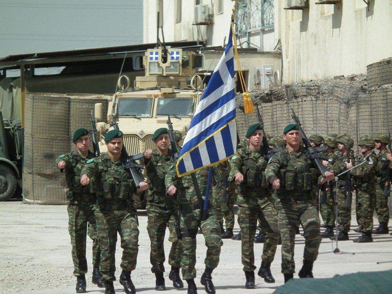 Сухопутные войска Греции