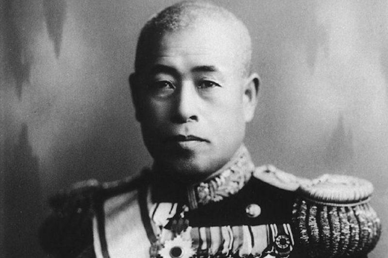Исороку Ямамото - маршал Японии, адмирал флота