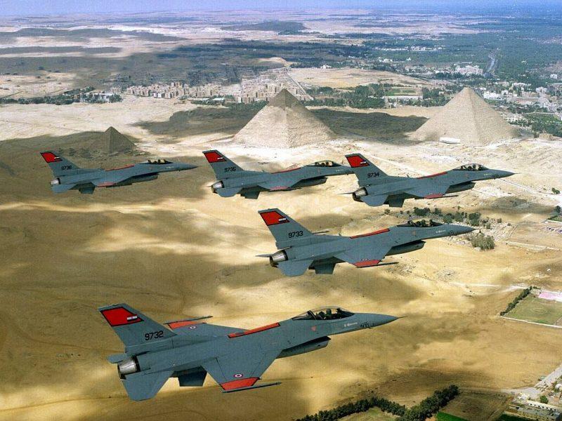 Военно-воздушные силы Египта