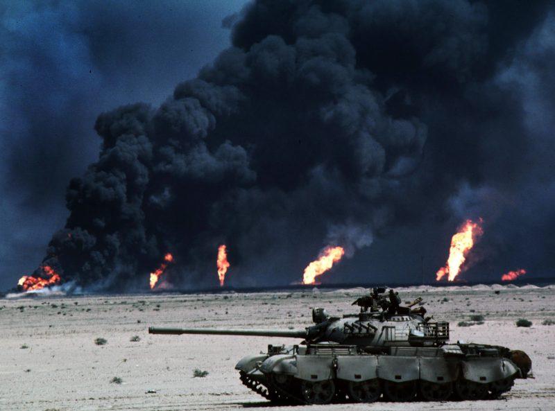 Ирако-кувейтская война - аннексия Кувейта