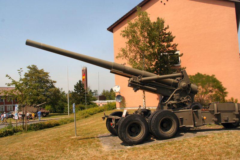 155-мм пушка М2 «Лонг Том»