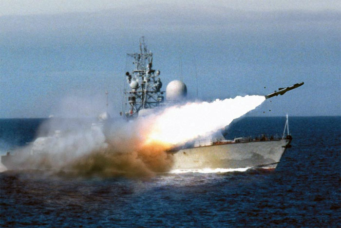 Унифицированный противокорабельный ракетный комплекс П-800 «Оникс»