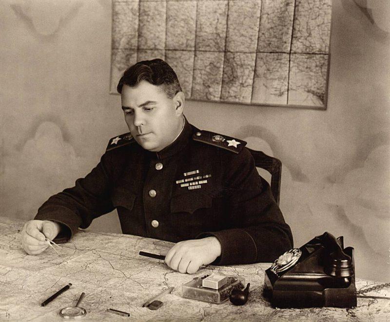 Александр Василевский - Герой Советского Союза