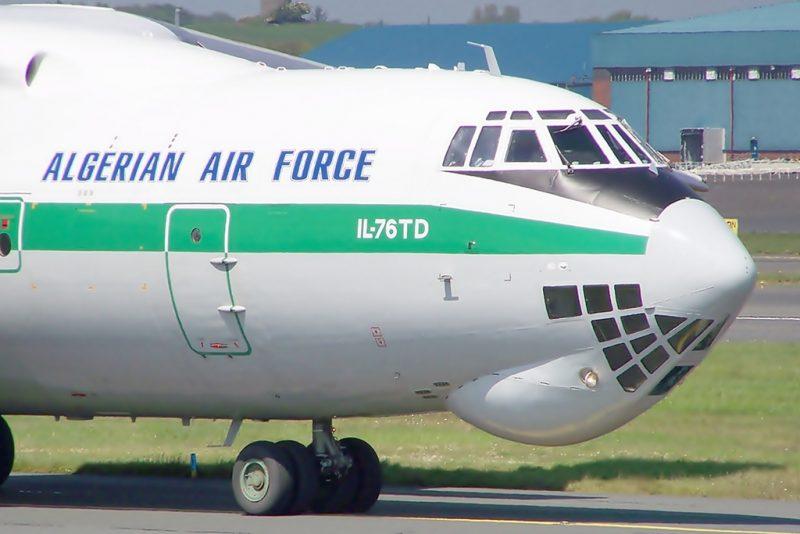 Военно-воздушные силы Алжира