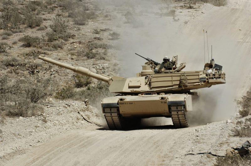 Основной боевой танк США M1 «Абрамс»