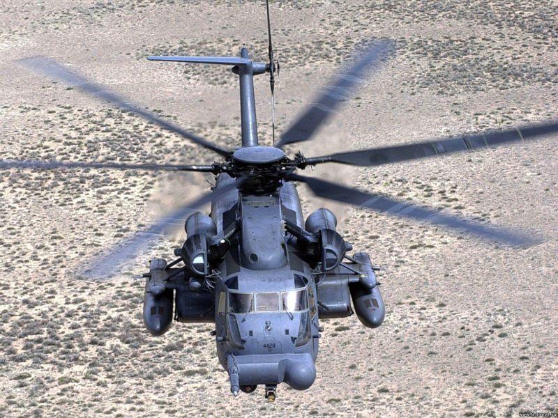Транспортно-десантный вертолет СН-53 «Си Стэлион»