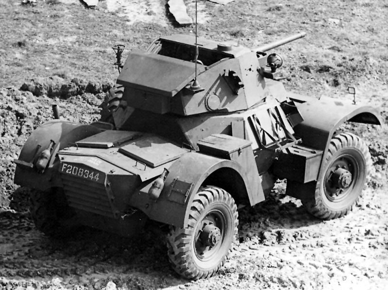 Бронеавтомобиль «Даймлер»