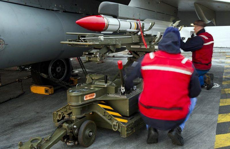 Авиационные ракеты MICA