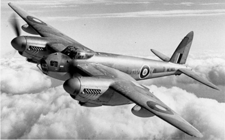 Самолеты «Москито»: боевое применение