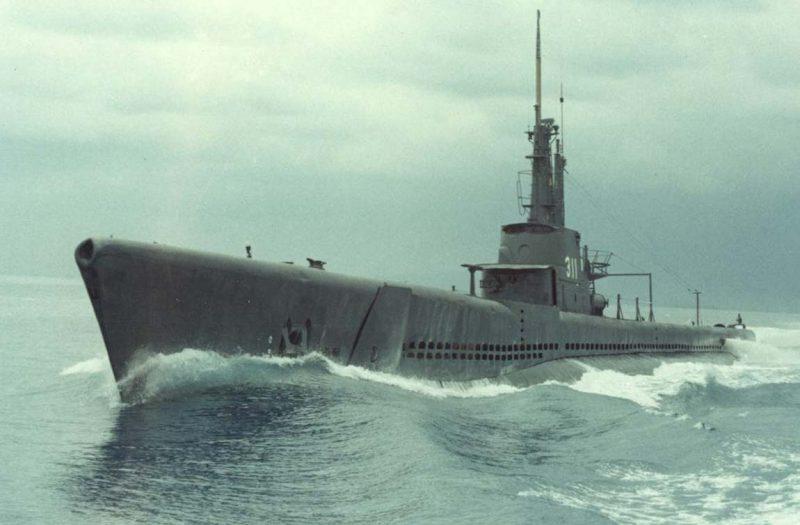 Подводные крейсера типа «Балао»