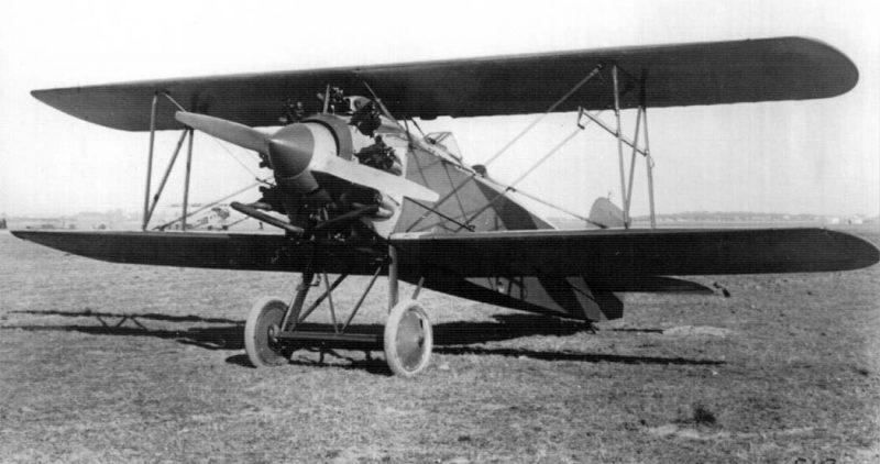 «Авиа» ВН-33 - истребитель из Чехословакии