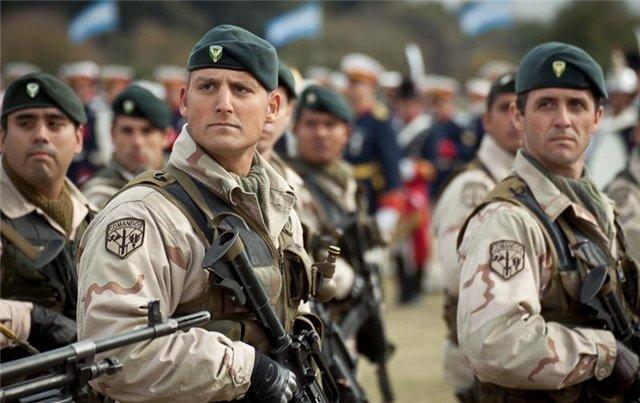 Сухопутные войска Чили