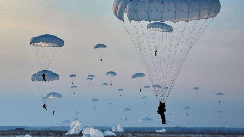 Воздушно-десантные войска - «небесные воины»