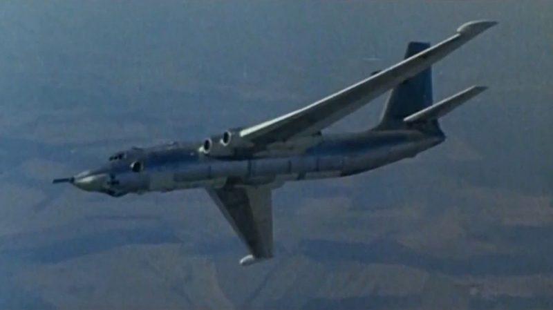 Стратегический бомбардировщик М-4/3М