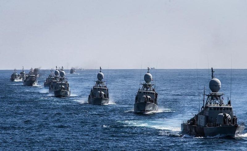 Военно-морские силы Ирана