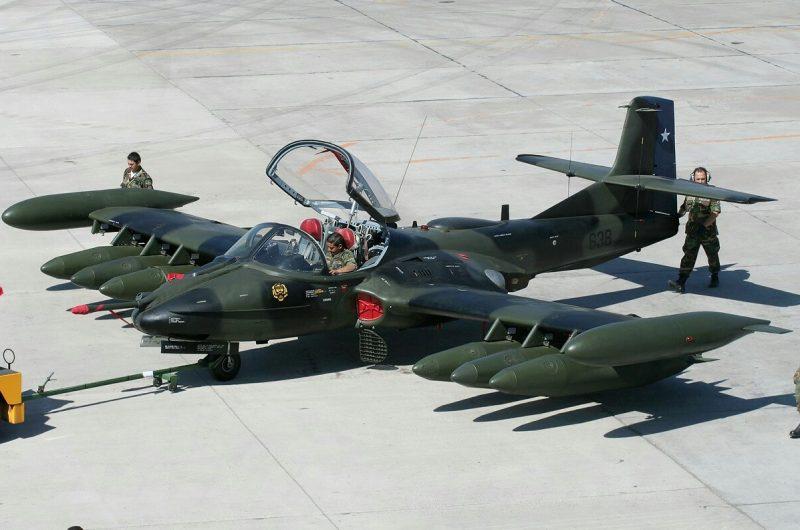 Военно-воздушные силы Чили