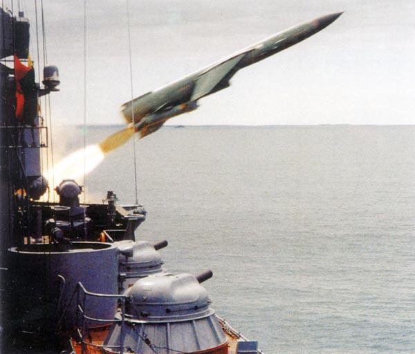 Крылатые ракеты семейства П-6/П-35/П-500/П-1000