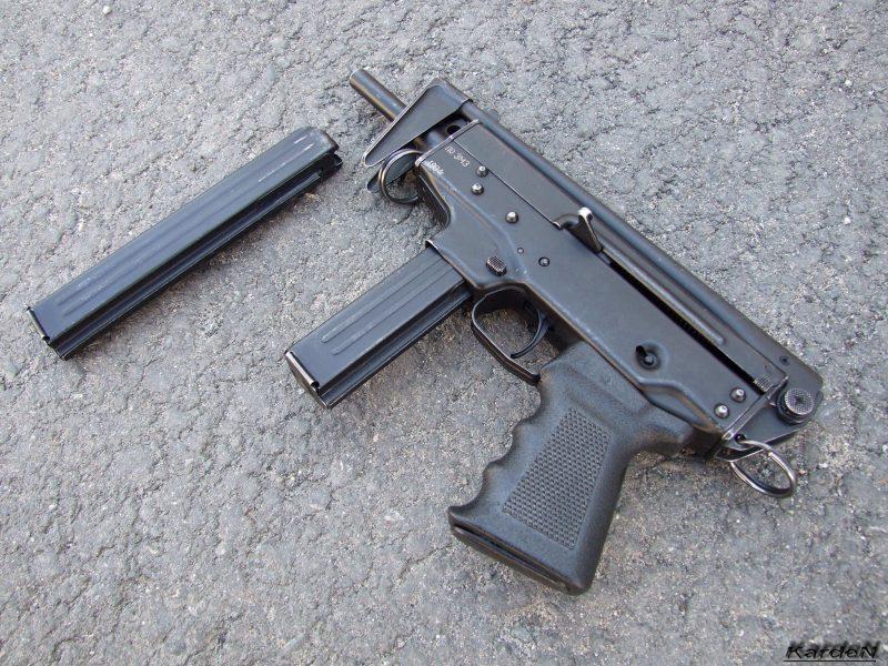 Пистолет-пулемет ПП-91 «Кедр» и его модификации