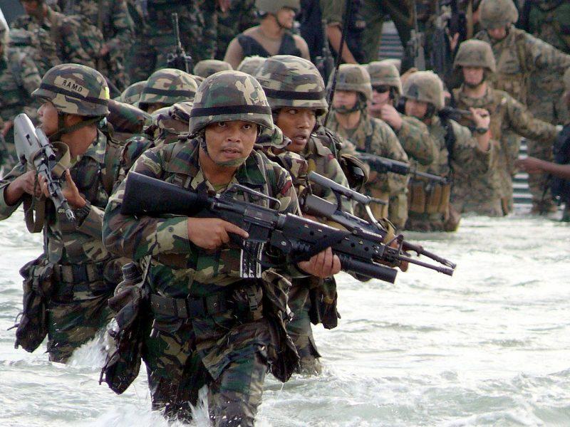 Сухопутные войска Малайзии