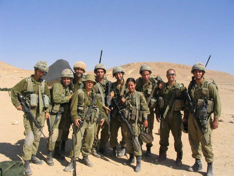 Бригада «Голани» - элитная пехота