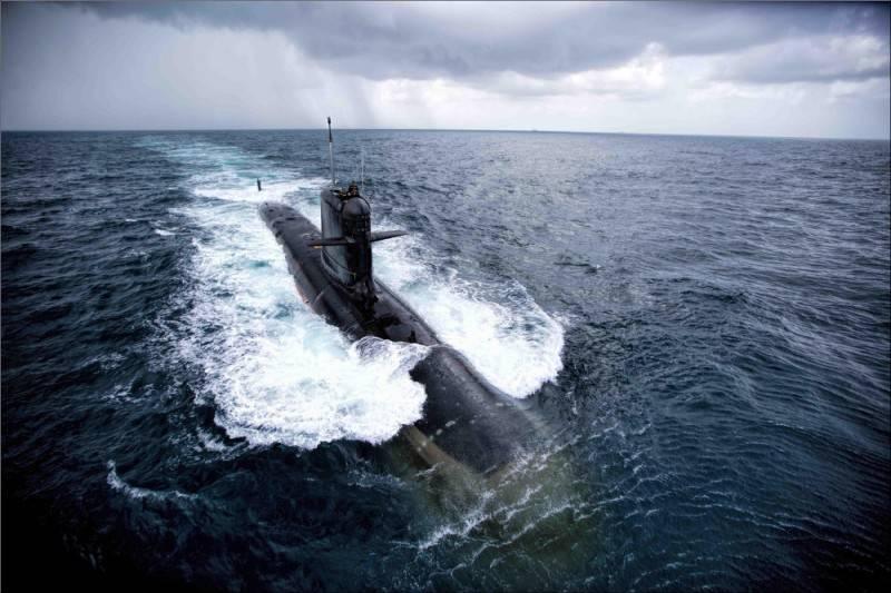 Проект «Скорпене» - субмарины для экпорта