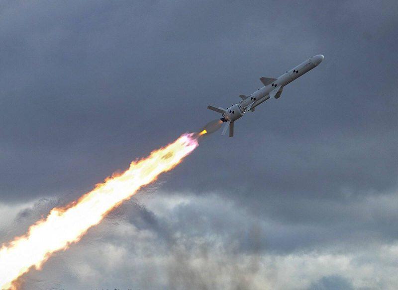 Х-35 - противокорабельная крылатая ракета