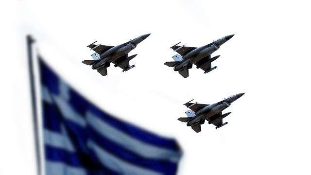 Военно-воздушные силы Греции