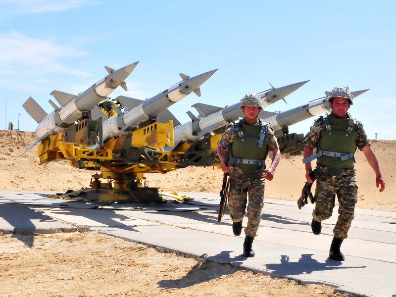 Силы воздушной обороны Казахстана