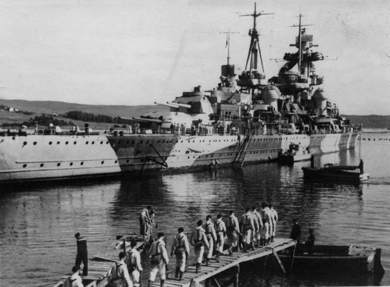 Тяжелые крейсера типа «Адмирал Хиппер»