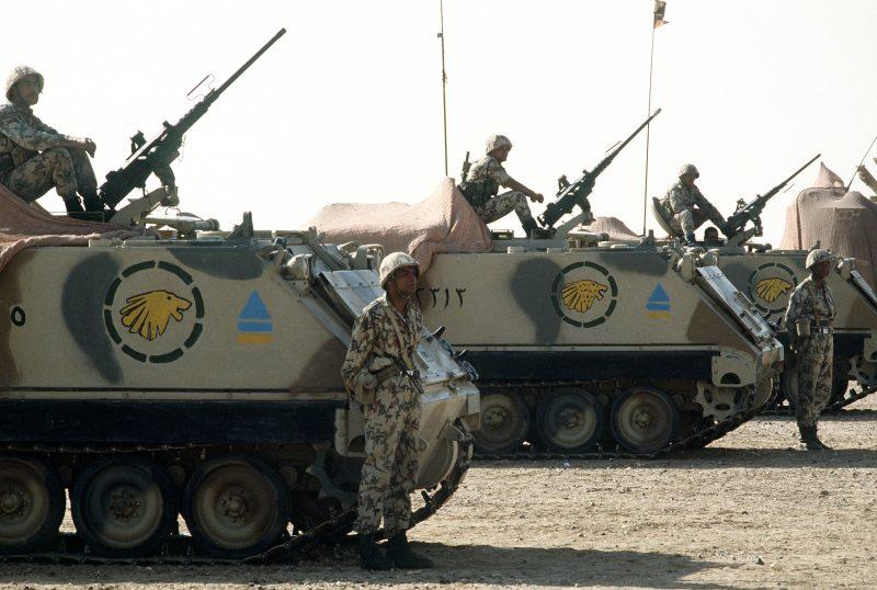 Сухопутные войска Египта