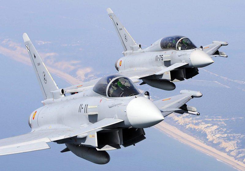 Военно-воздушные силы Испании