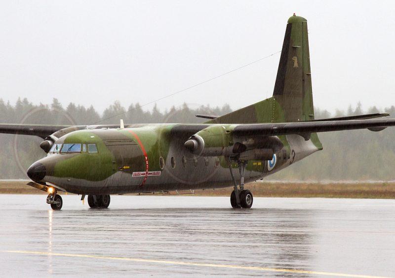 Самолет «Фоккер» F-27 «Френдшип»
