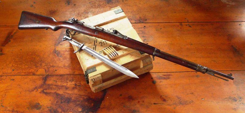 «Маузер» 98 - лучшая магазинная винтовка
